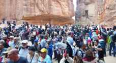 Over 30,000 Russian tourists visited Jordan this year